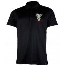 Camiseta Polo Venom - Black Metal