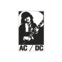 Patch AC/DC Guitar
