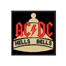 Patch AC/DC Hells Bells