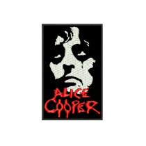 Patch Alice Cooper Face