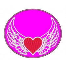 Patch Angel Heart