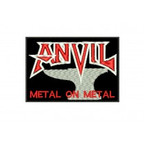 Patch Anvil Metal On Metal