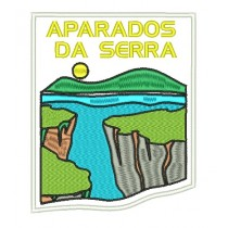 Patch Viagem Aparados Da Serra - SC -RS