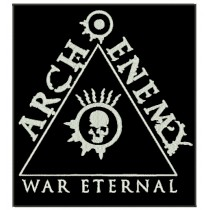 Patch Grande Arch Enemy War Eternal