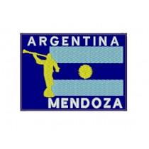 Patch Argentina Mendoza