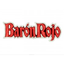 Patch Baron Rojo
