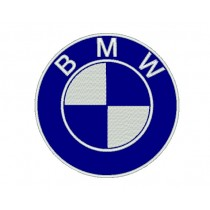 Patch Moto BMW Logo
