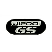 Patch Moto BMW GS 1200
