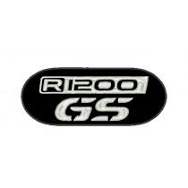 Patch Moto BMW GS 1200