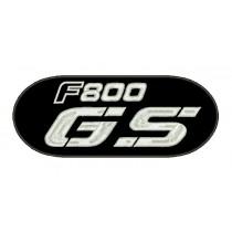 Patch Moto BMW GS 800
