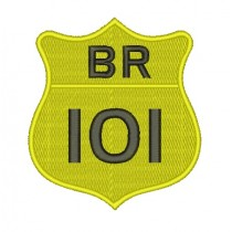 Patch Moto BR 101