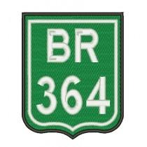 Patch Moto BR 364
