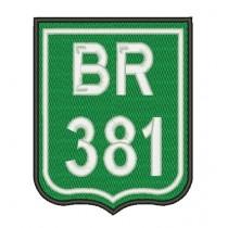 Patch Moto BR 381