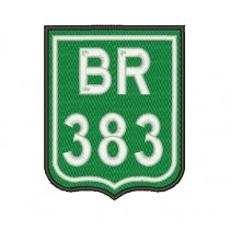 Patch Moto BR 383
