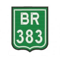Patch Moto BR 383