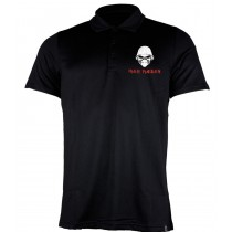 Camiseta Polo Iron Maiden - Eddie Soldier