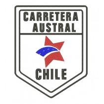 Patch Viagem Carretera Astral Chile
