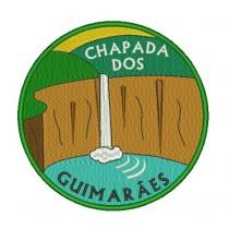 Patch Viagem Chapada Guimarães