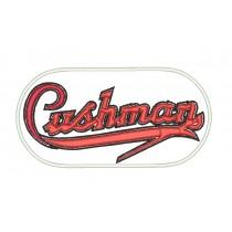 Patch Moto Cushman