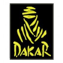 Patch Moto Dakar