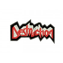 Patch Destruction Logo