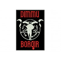 Patch Dimmu Borgir Baphomet