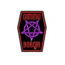 Patch Dimmu Borgir Pentagram