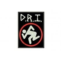 Patch Dirty Rotten Imbeciles D.R.I.