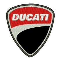 Patch Moto Ducati