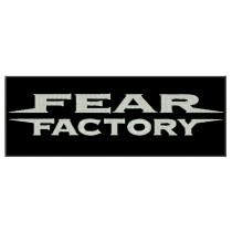 Patch Grande Fear Factory