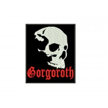 Patch Gorgoroth Skull