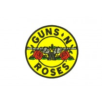 Patch Guns N Roses Logo