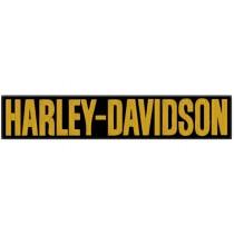 Patch Moto Harley Davidson Grande