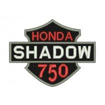 Patch Moto Honda Shadow 750