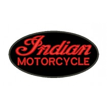 Patch Moto Indian Logo