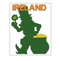 Patch Viagem Irlanda