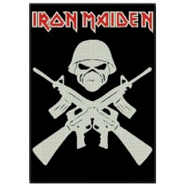 Patch Grande Iron Maiden - Eddie Soldier