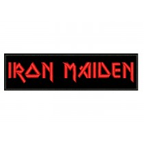 Patch Iron Maiden Logo