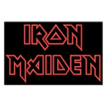 Patch Grande Iron Maiden - Logo