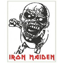 Patch Grande Iron Maiden - Piece Of Mind