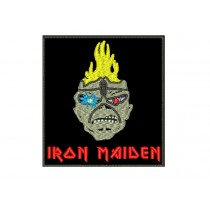 Patch Iron maiden Seventime