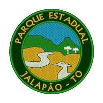 Patch Viagem Jalapão Tocantins