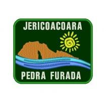 Patch Jericoacoara - Pedra Furada