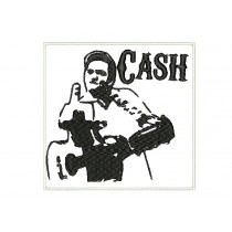 Patch Johnny Cash - Fuck You