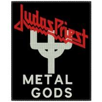 Patch Grande Judas Priest - Metal Gods