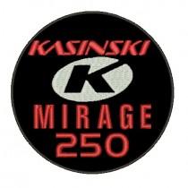 Patch Moto Kasinski Mirage 250