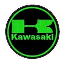 Patch Moto Kawasaki