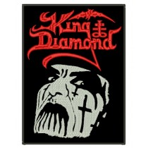 Patch Grande King Diamond