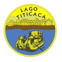 Patch Viagem Lago Titicaca Classic