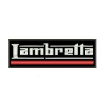 Patch Moto Lambretta Logo